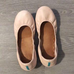 Ballet Pink Tieks Flats